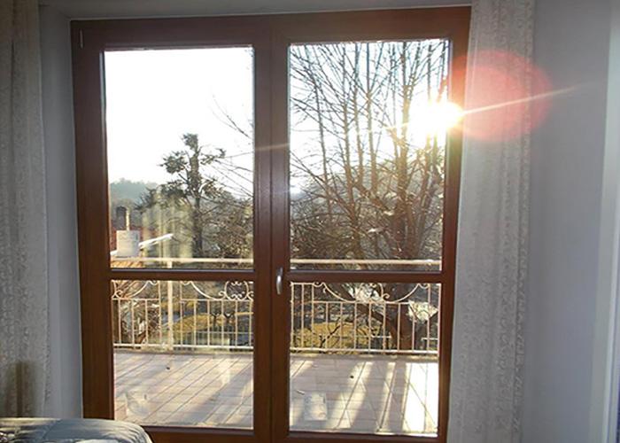 impianto finestra in alluminio-legno vf2 serramenti a orbassano torino