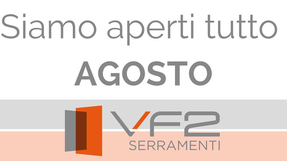 VF2 aperta ad agosto