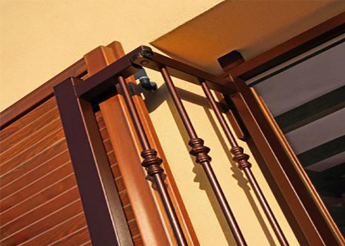 grata di sicurezza vf2 serramenti a orbassano torino