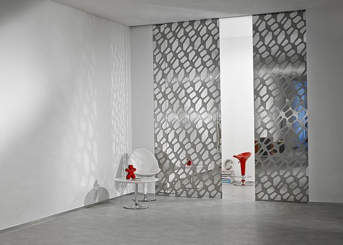 Porte in cristallo Casali | VF2 Serramenti