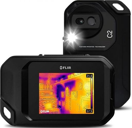 termocamera per analisi superfici edifici
