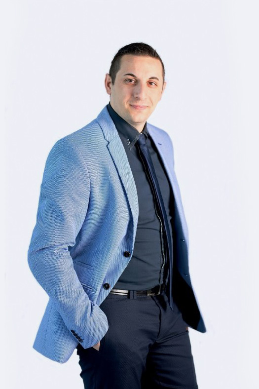 Stefano Bordese - Responsabile tecnico - VF2 Serramenti Orbassano Torino