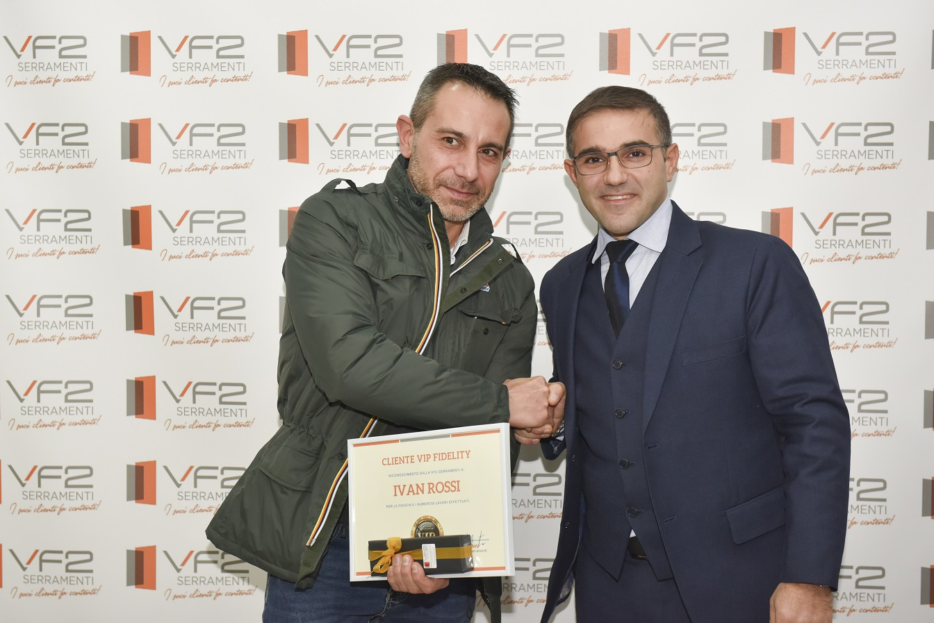 Vf2 Serramenti Riconoscimenti Ivan Rossi