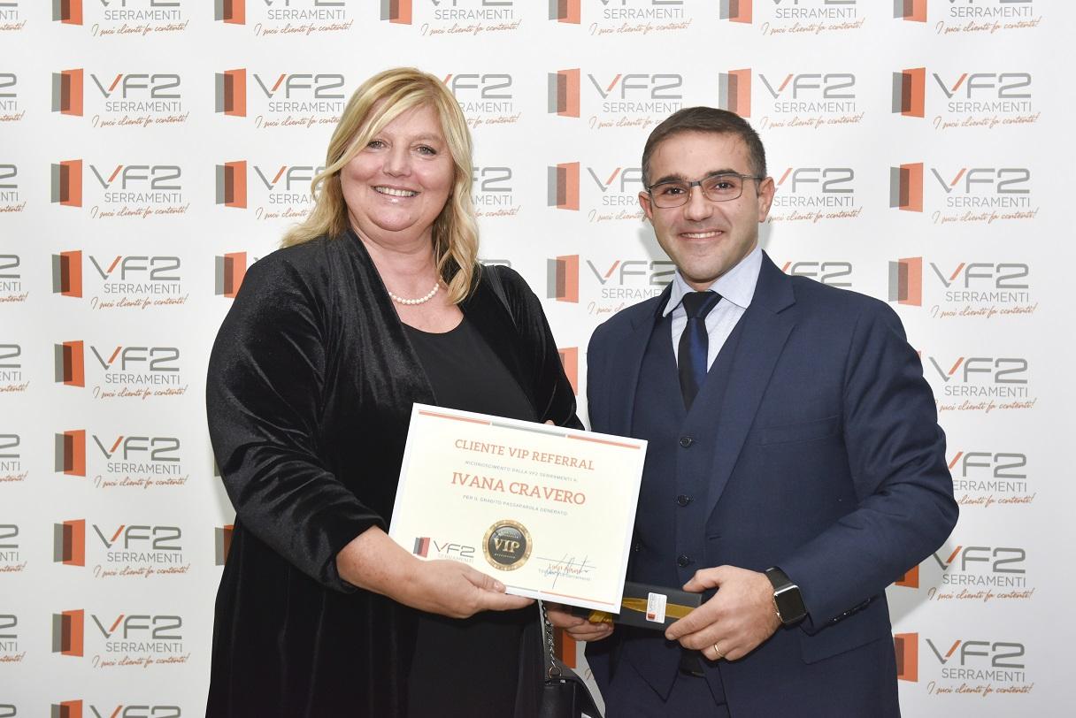 Vf2 Serramenti Riconoscimenti Ivana Cravero