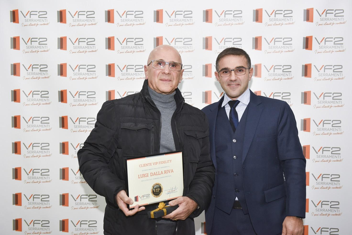 Vf2 Serramenti Riconoscimenti Luigi Dalla Riva