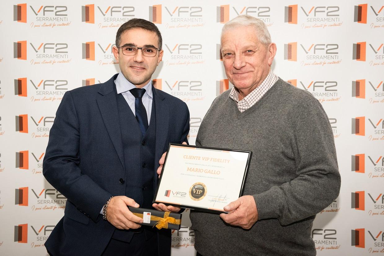 Vf2 Serramenti Riconoscimenti Mario Gallo