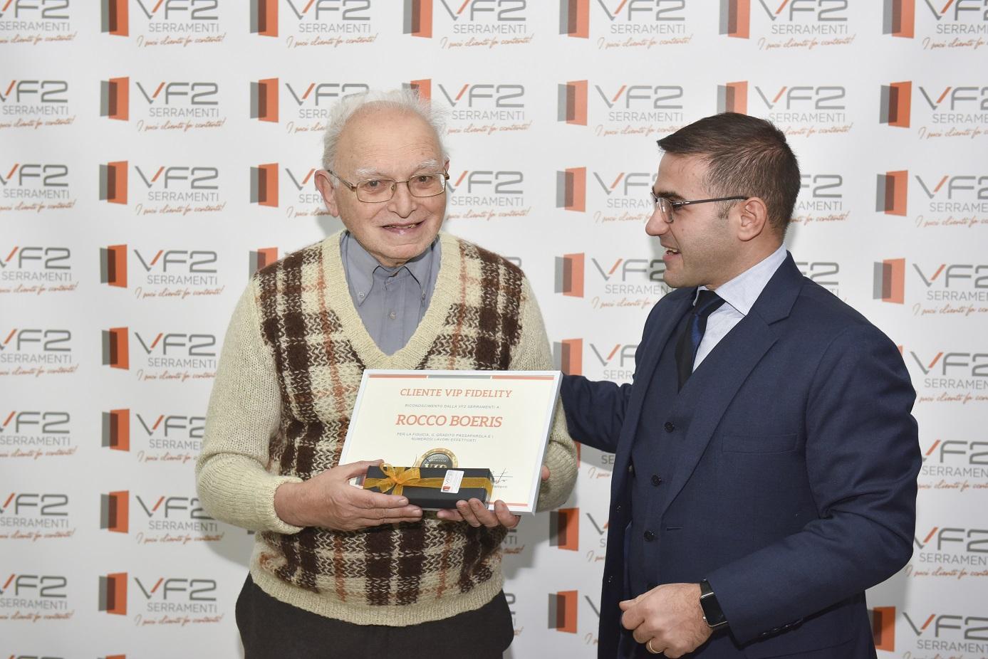Vf2 Serramenti Riconoscimenti Rocco Boeris