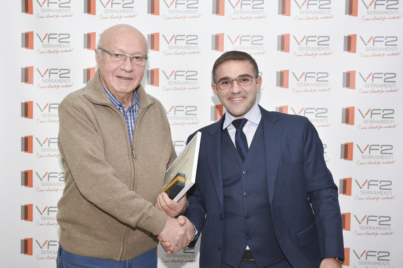 Vf2 Serramenti Riconoscimenti Sergio Della Mea